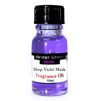 Fragrance Oil Deep Violet Musk
