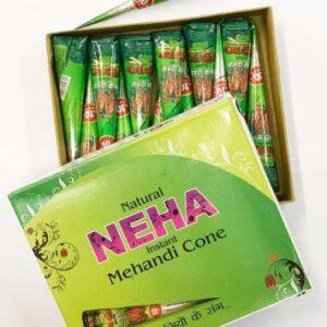Henna Cones Natural