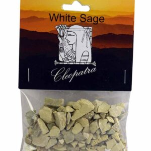 Incense Resin White Sage