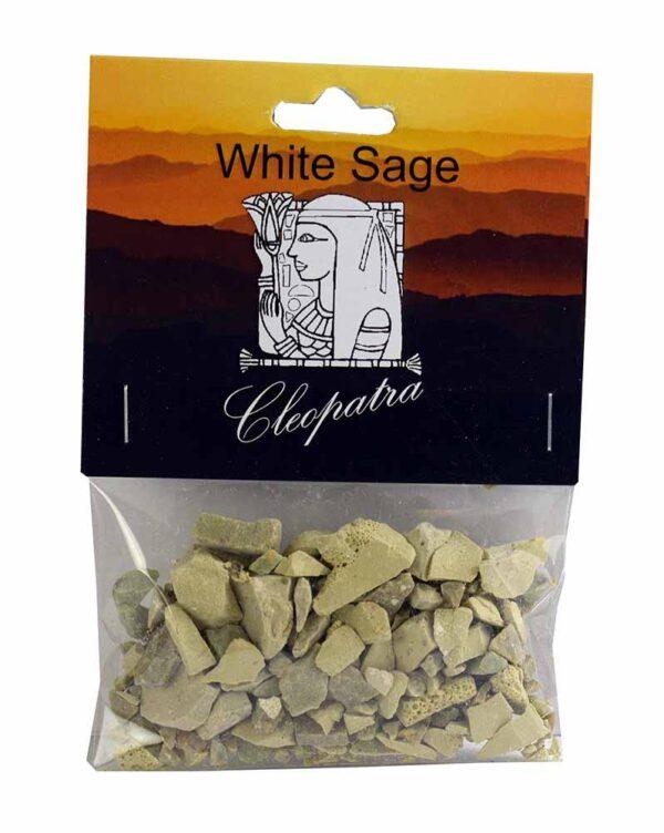 Incense Resin White Sage