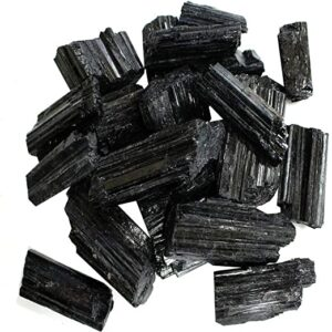Crystal Gem Rough Black Tourmaline