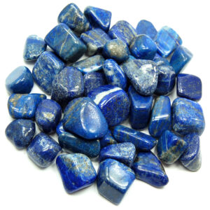 Crystal Gem Tumblestone Lapis Lazuli