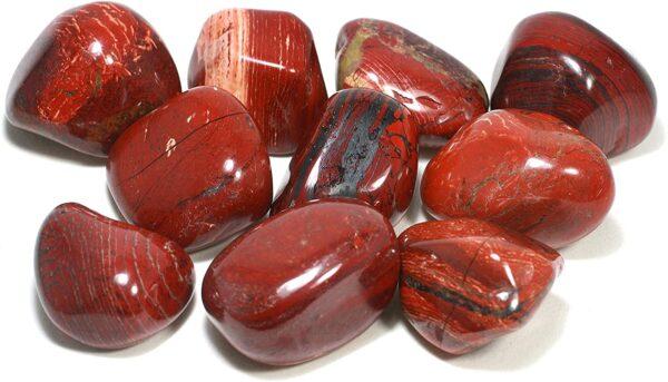 Crystal Gem Tumblestone Red Jasper