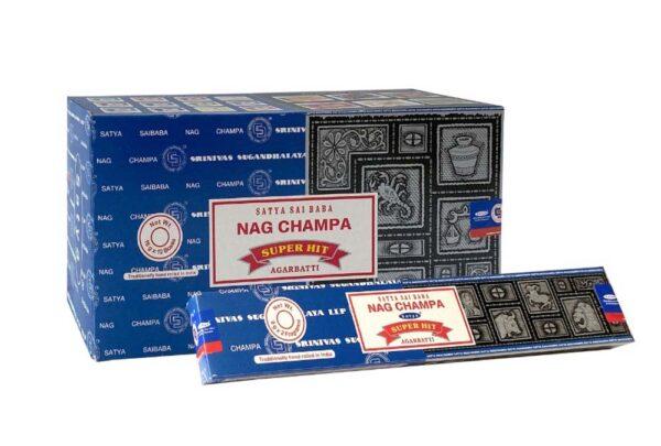 Satya Incense Sticks Combo Series Nag Champa Super Hit