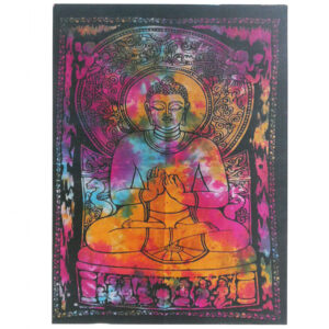 Wall Art India Cotton Peaceful Buddha