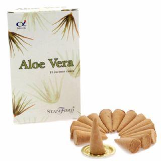 Stamford Incense Cones Aloe Vera