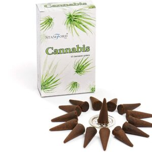 Stamford Incense Cones Cannabis