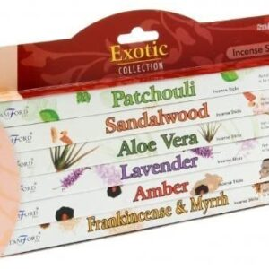 Stamford Incense Sticks Exotic Collection