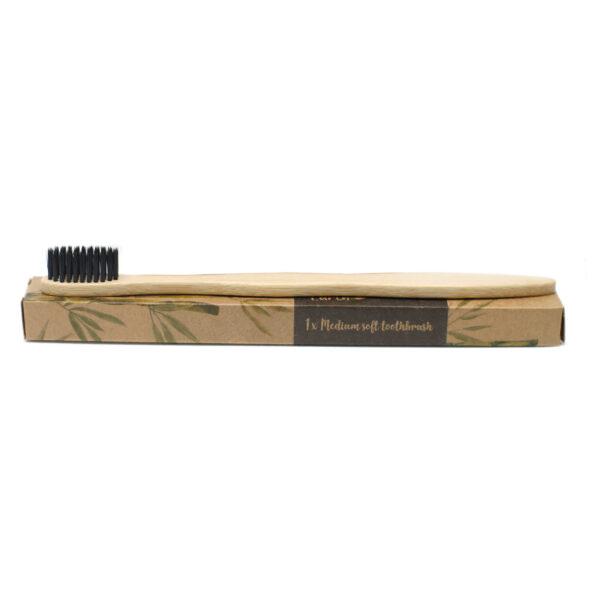 Bamboo Toothbrush Eco Vegan
