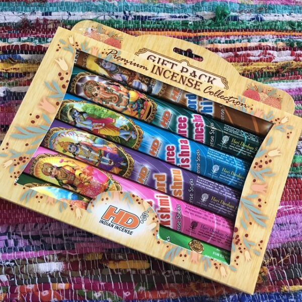 Incense Gift Pack Premium Incense Collection HD