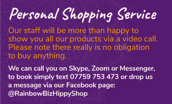 Hippy Shop Personal Shopping Service