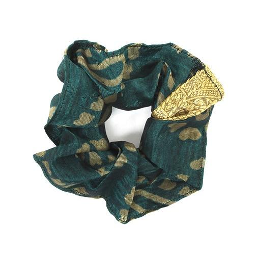 Sari Scrunchie Colour