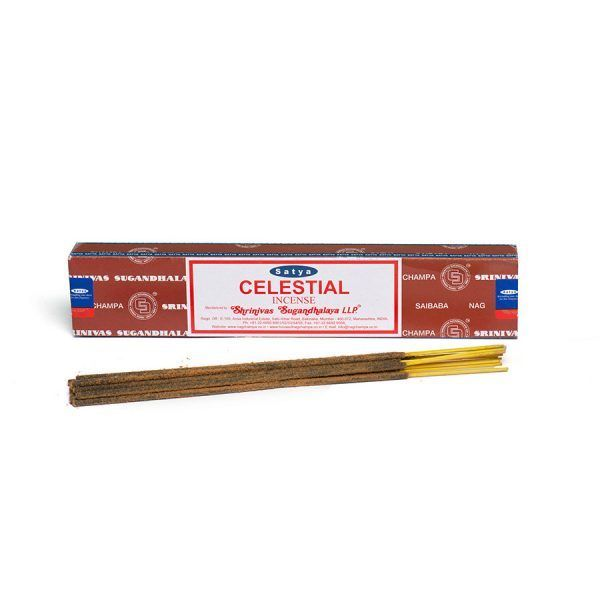Satya Incense Sticks Celestial