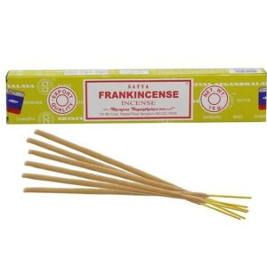 Satya Incense Sticks Frankincense