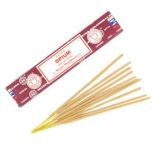 Satya Incense Sticks Opium
