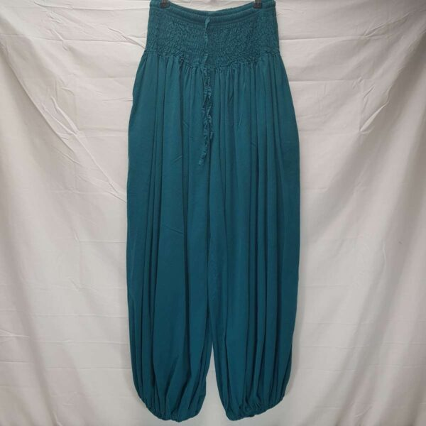 Ali Baba Trousers Teal