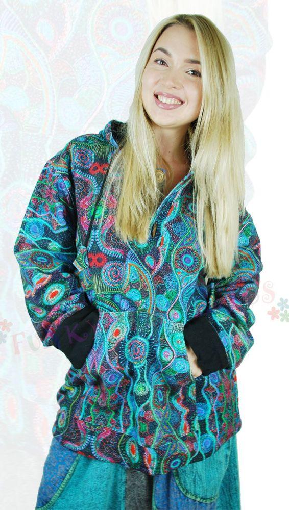 Arty Multicolour Jacket