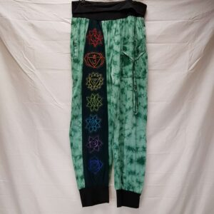 Chakra Trousers Green
