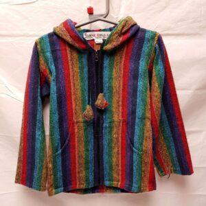 Childrens Rainbow Jacket