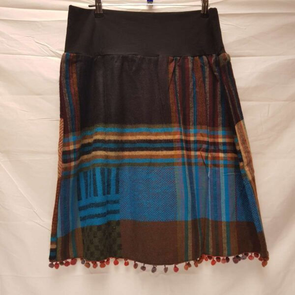 Cosy Brown Skirt