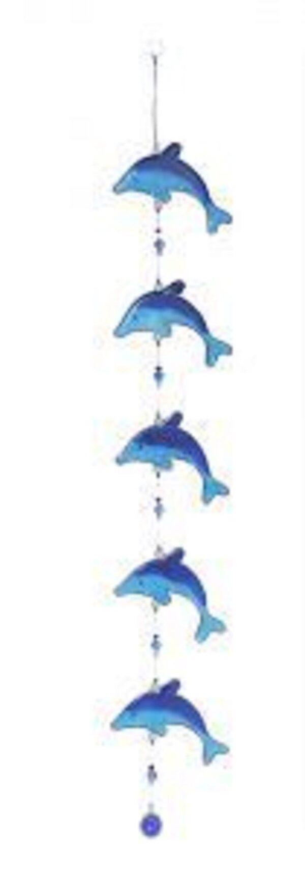 Dolphin String Suncatcher
