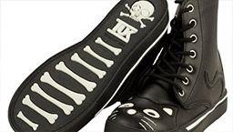 TUK Black Boots