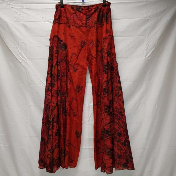 Funky Flares Red