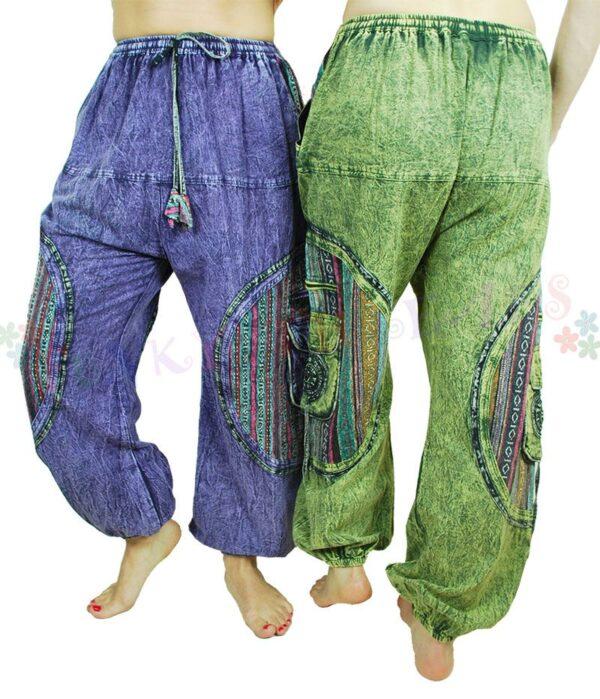 Gheri Pocket Trousers