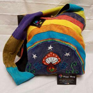 Gringo Rainbow Shoulder Bag