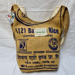 Gringo Recycled Rice Bag Front