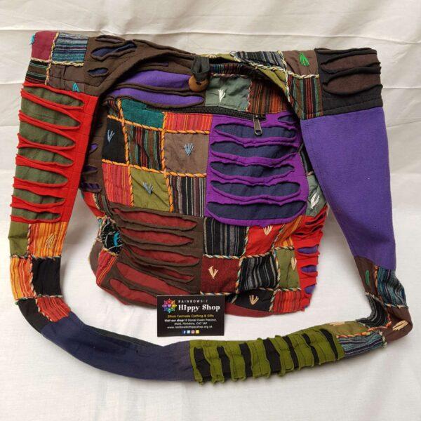 Large Gringo Patchwork Bag