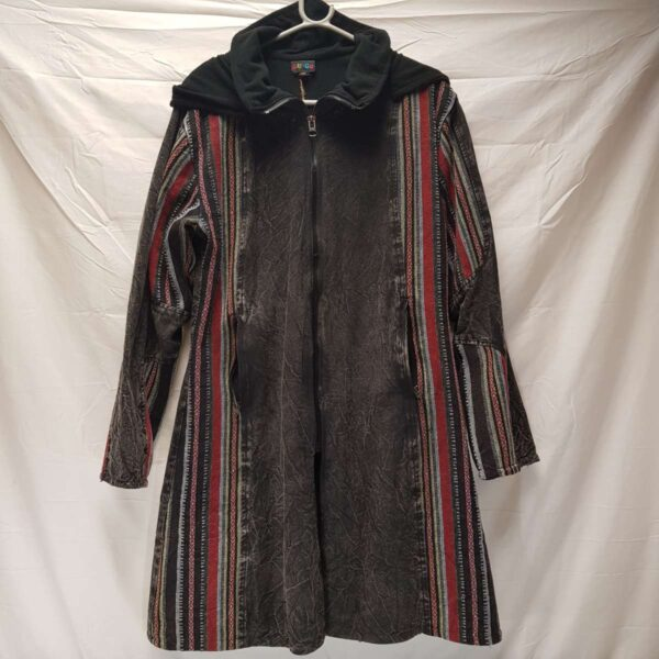 Long Brown Coat