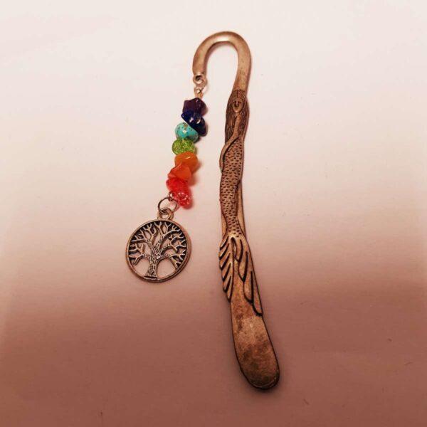 Bookmark Tree of Life Hippy