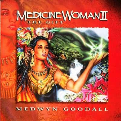 CD Medicine Woman II The Gift