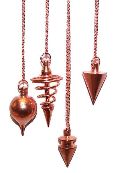 Copper Pendulum Master
