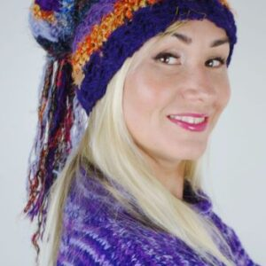 Dreadlock Woollen Hat