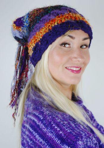 Dreadlock Woollen Hat