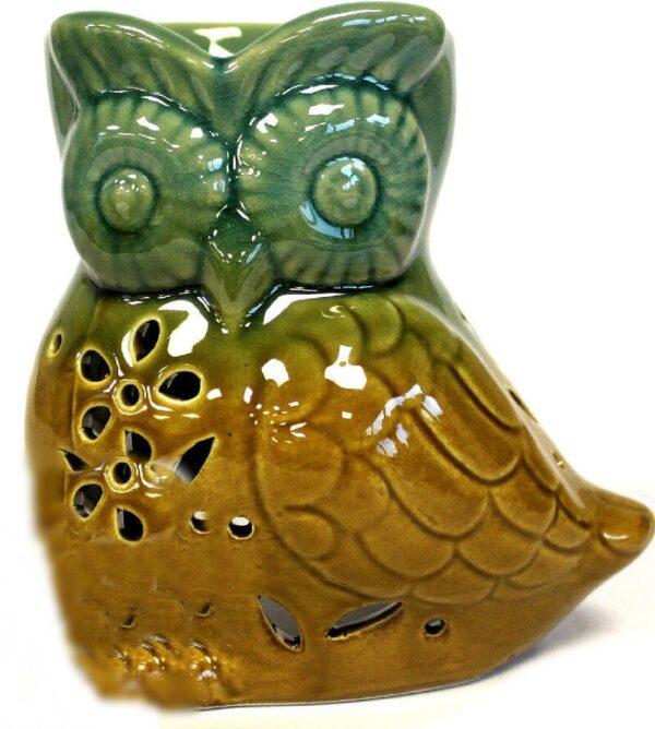 Oil Burner Owl