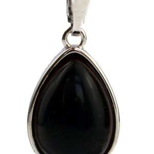 Onyx Pendant Small Drop