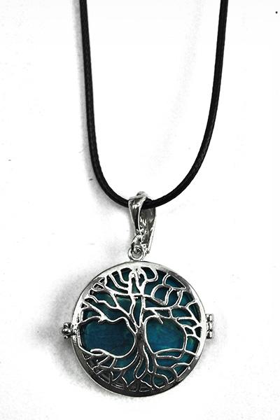 Tree of Life Pendant Howlite