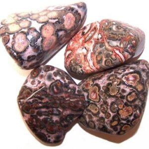 Tumblestone Crystal Leopard Skin