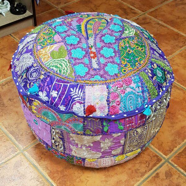 Pouffe Floor Cushion