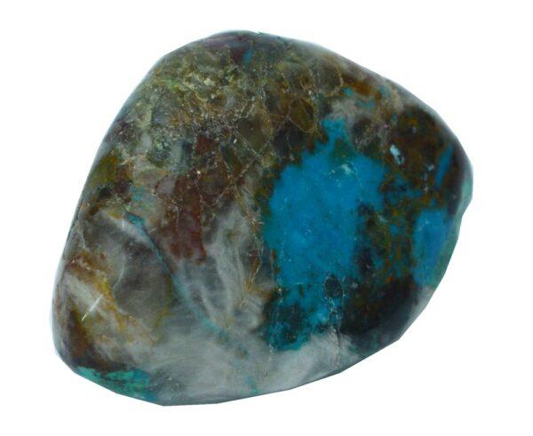 Crystal Tumblestone Chrysocolla