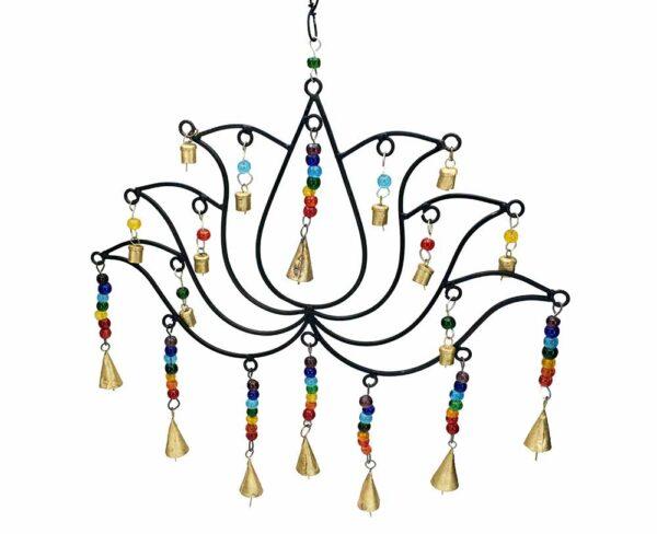 Hanging Lotus Bells Decoration