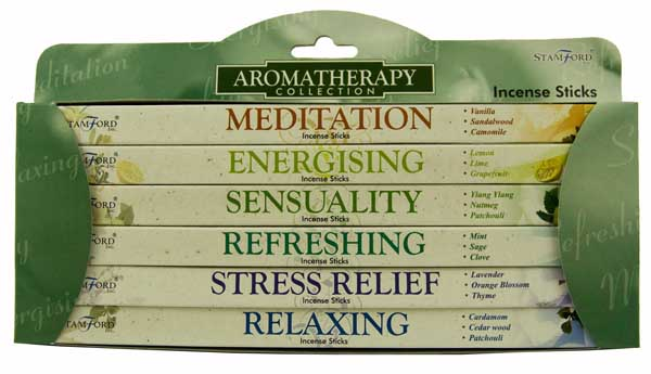 Incense Gift Set Aromatherapy