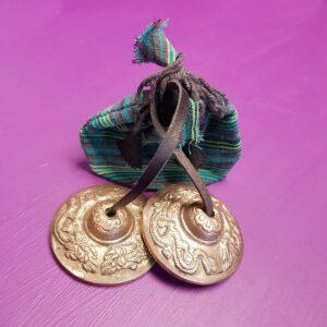 Tibetan Tingsha Bells Design 2 Spiritual
