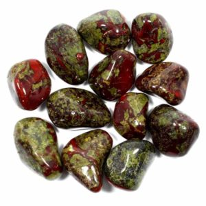 Crystal Tumblestone Dragon Stone